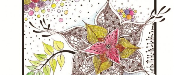 Image of Doodle art by Aditi Dongre
