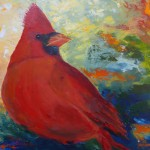 image of Red Cardinal by Bobbie Willard